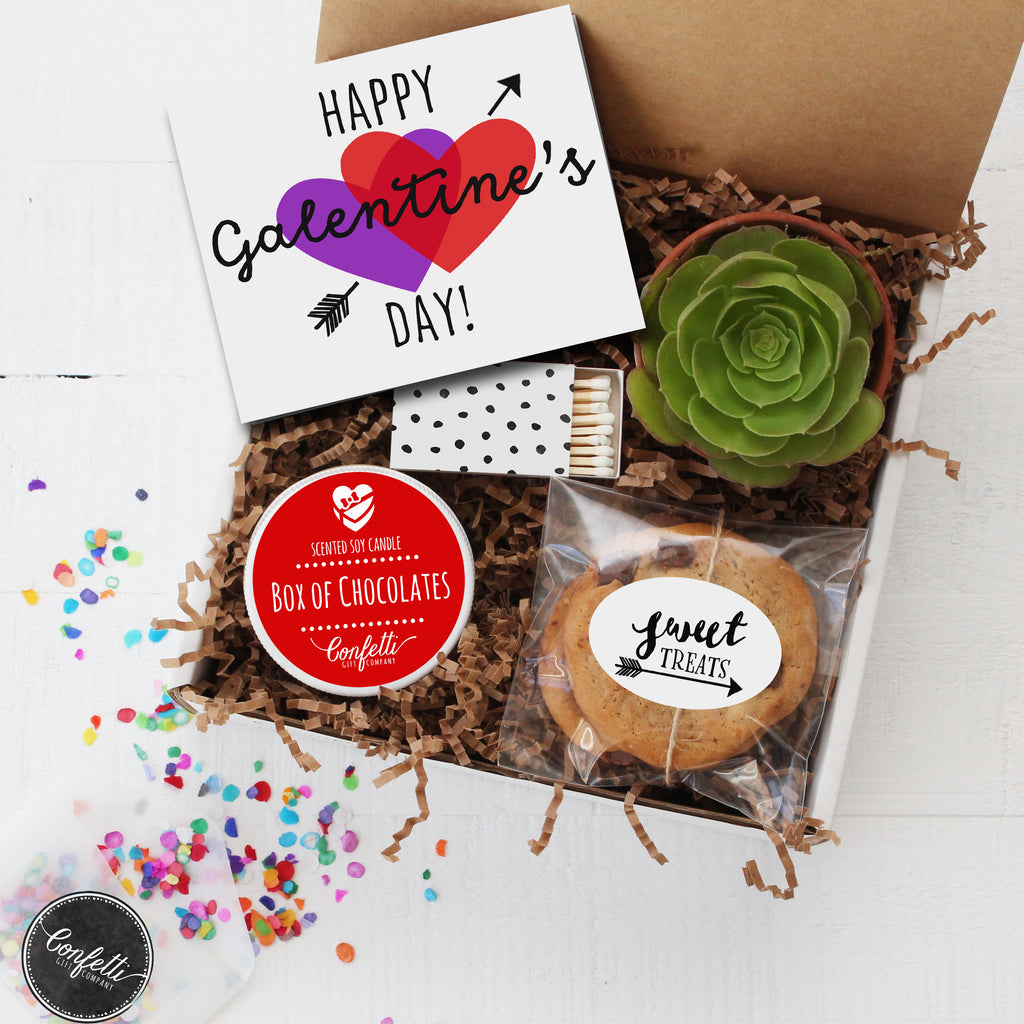 Happy Galentine's Gift Box
