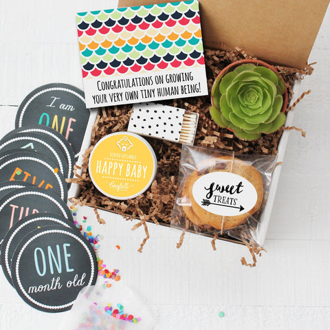 New Parents Gift Box