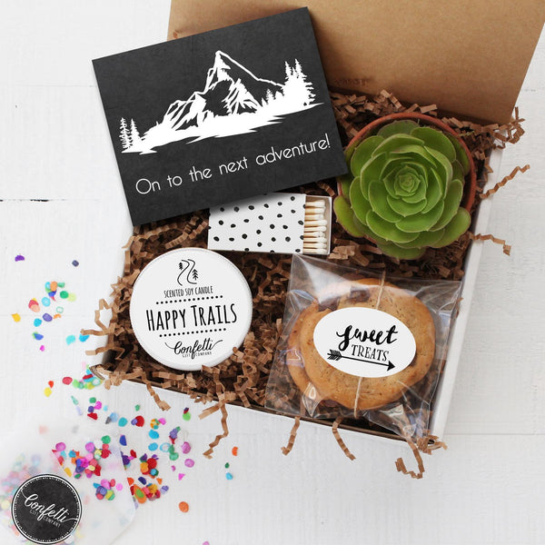 On To The Next Adventure - Gift Box