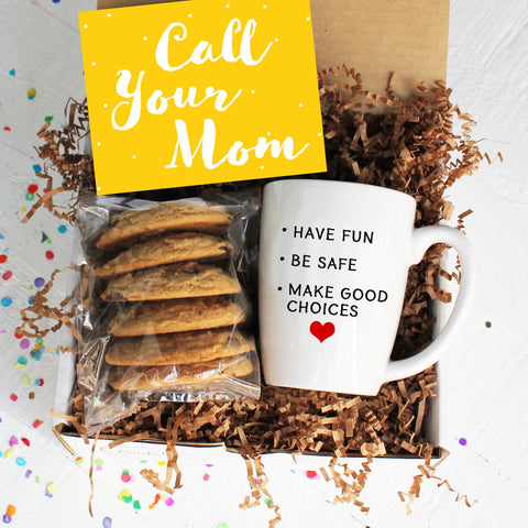 Good Advice Gift Box - Call Your Mom