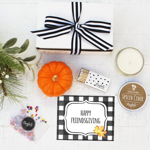 Friendsgiving Gift Box