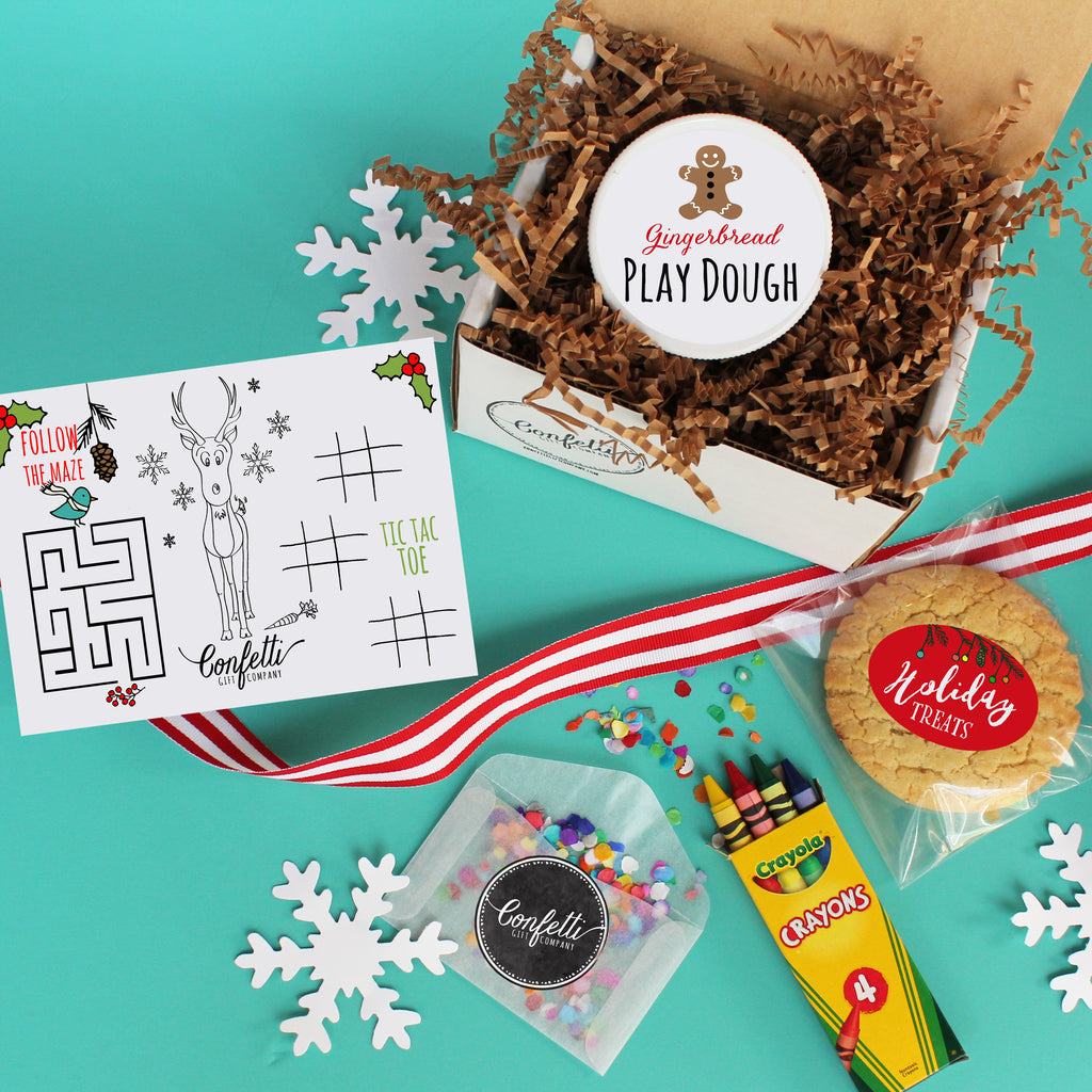 Kids Holiday Box