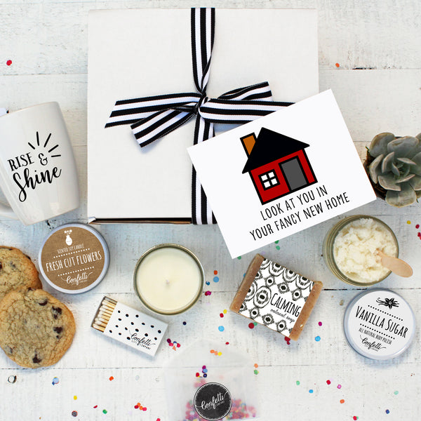 New Home Gift Box - The Works