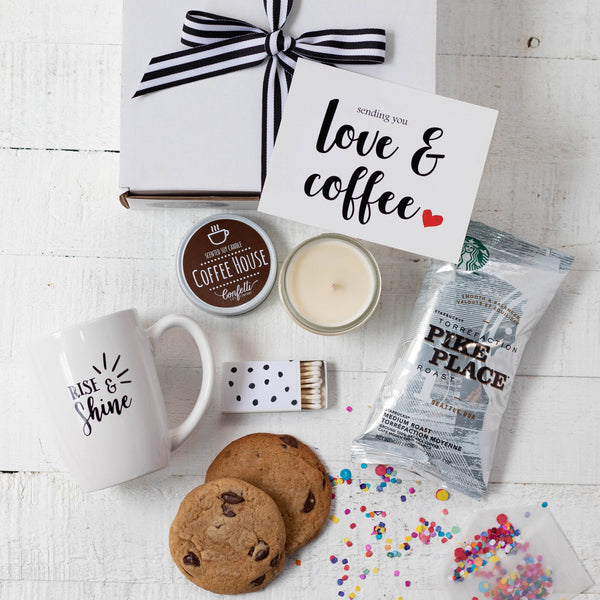 Coffee Gift Set - Sending You Love and Coffee