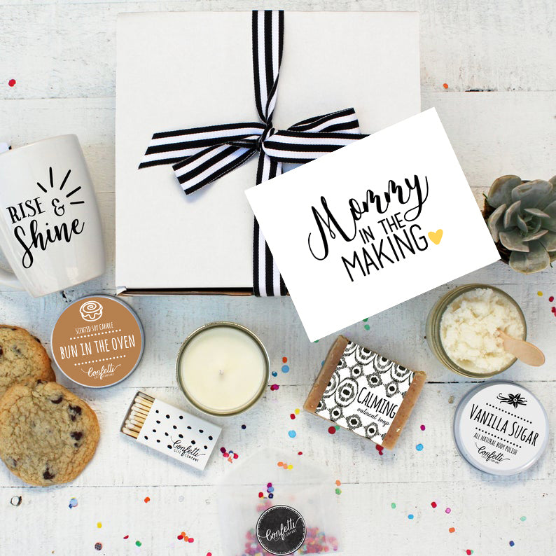Mommy in the Making Gift Box - The Works