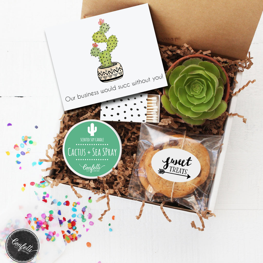 Our Business Would Succ Without You Gift Box