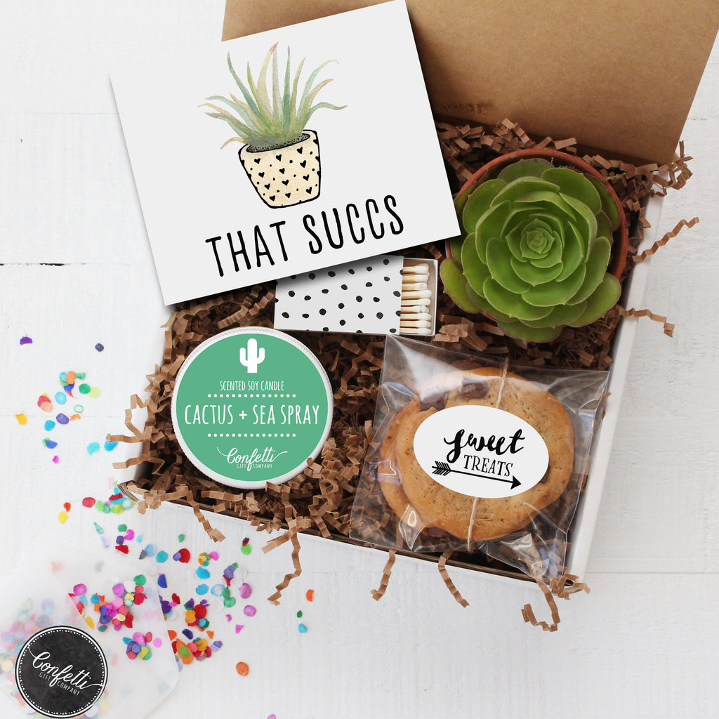 Sympathy Gift - That Succs Gift Box