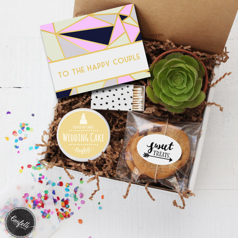 To The Happy Couple Gift Box