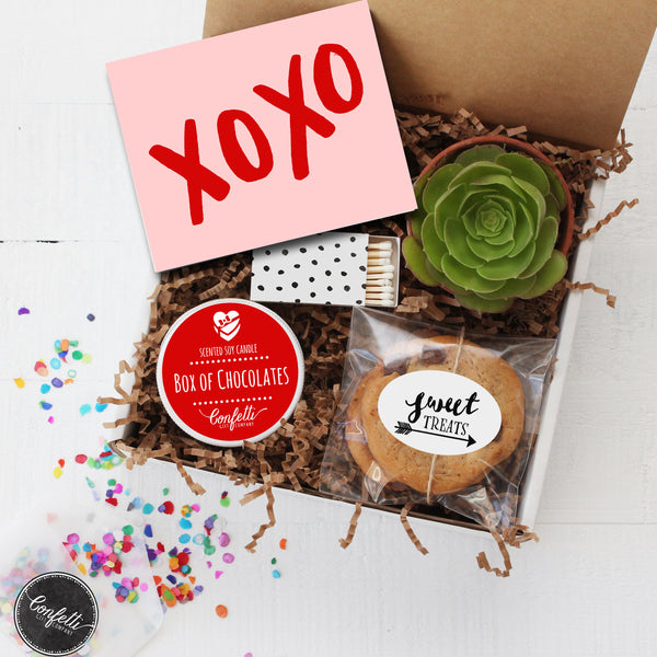 XOXO - Valentine's Day Gift Box