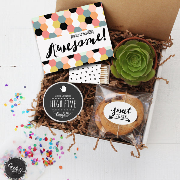 You Are So Incredibly Awesome Gift Box