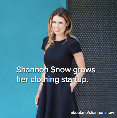 Shannon Snow about.me