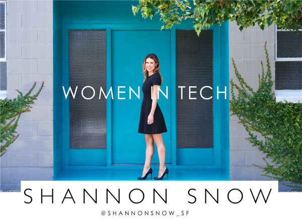 Women In Tech - Shannon Snow