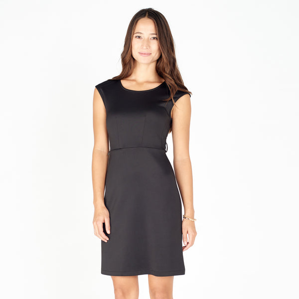 Paris Chic Boardroom Dress