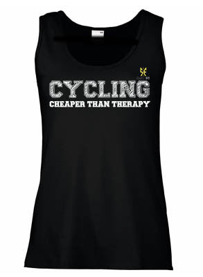 Cheaper than therapy (Ladies)