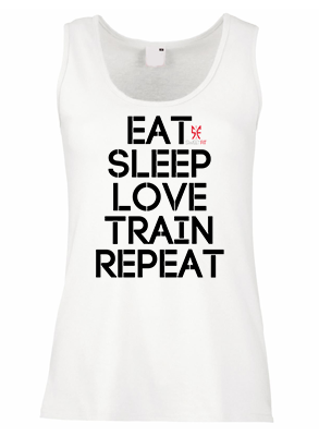 Eat Sleep Train (Ladies)