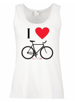 I Love Cycling (Ladies)