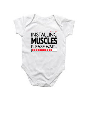 Installing Muscles- Kids/Baby