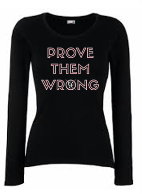 Prove them Wrong(Ladies)