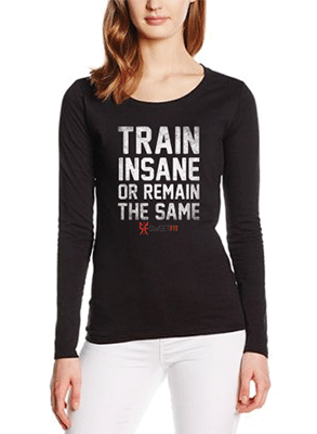 Train Insane (Ladies)