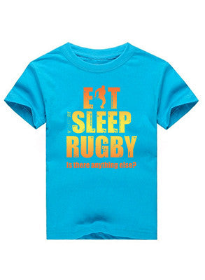 Eat Sleep Rugby- Kids