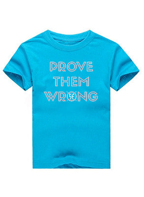 Prove them Wrong- Kids