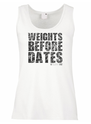 Weights before dates (Ladies)