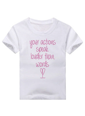 Your Actions- Kids/Baby