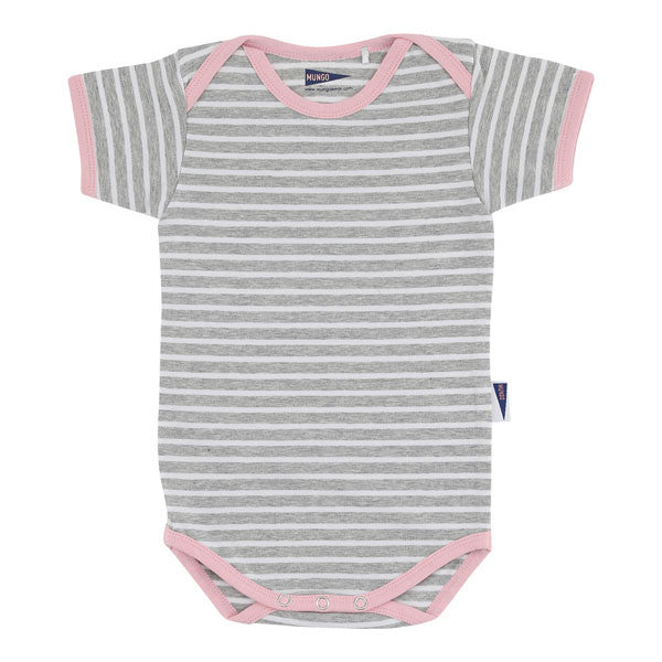 Ava Baby Body in Soft Pink
