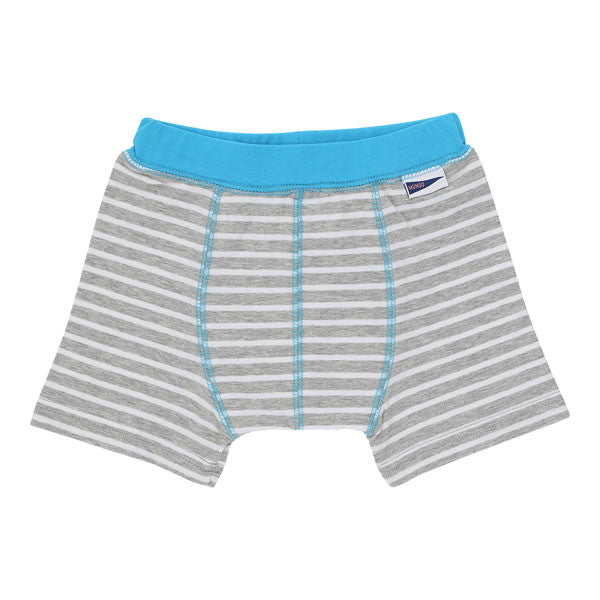Alfie Boys Boxers in Bright Turquoise