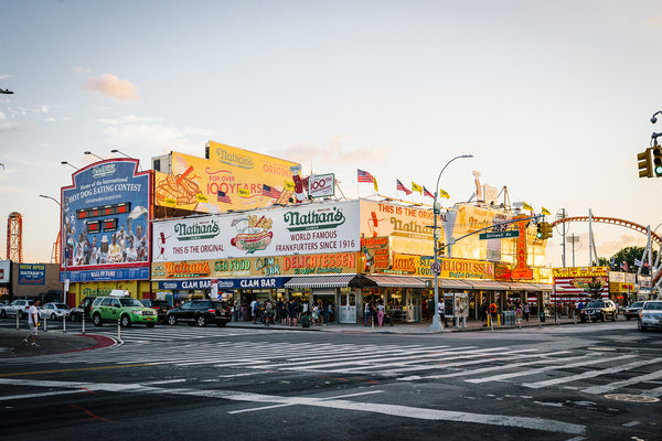 Coney Island, Limited Print