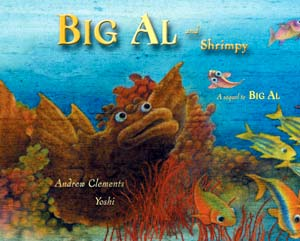 Big Al and Shrimpy Cover