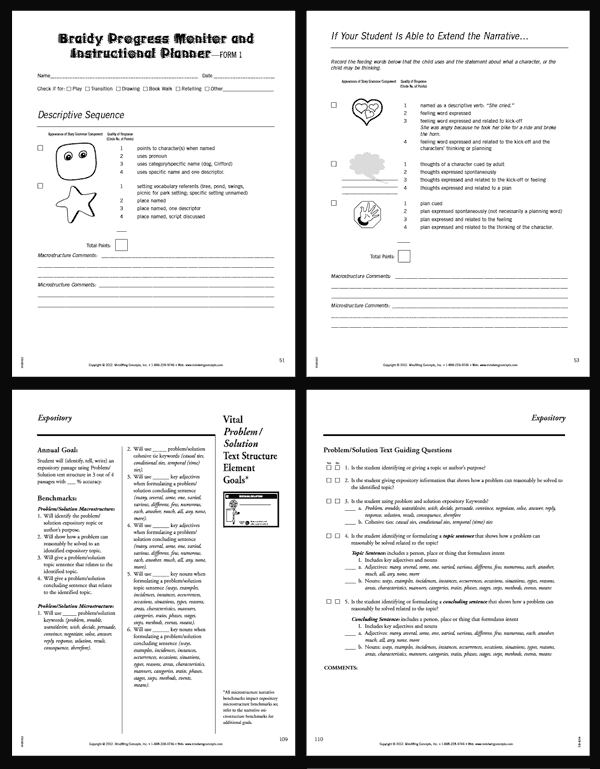 Selected Pages from Data Collection Manual