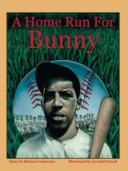 A Home Run for Bunny Book Cover