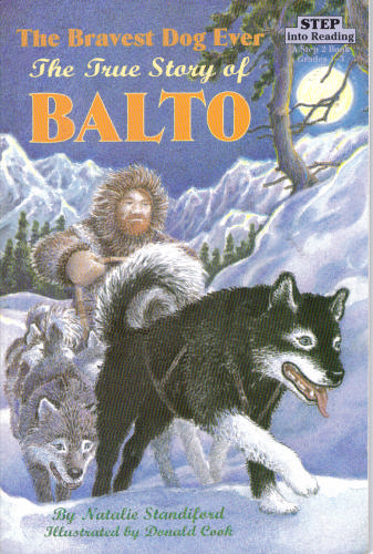 Balto Book Cover