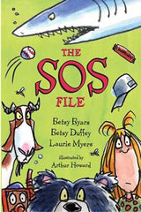 The SOS File Book Cover