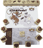 STAMPede Stamp Activity Set