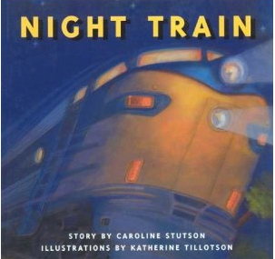 Night Train Book Cover