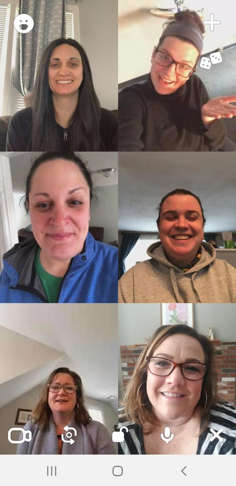 ScreenShot Houseparty