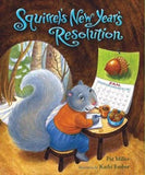 Squirrel's New Year Resolution book cover
