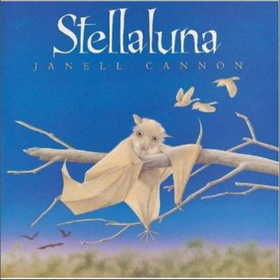 Stellaluna Book Cover