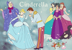 Cinderella Picture Cover