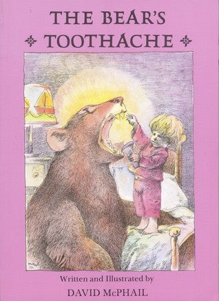 The Bear's Toothache Book Cover