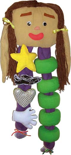 Braidy the StoryBraid doll image