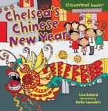 Chelsea's Chinese new Year book cover