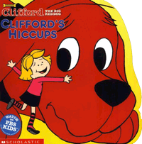Clifford's Hiccups Book Cover