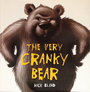 The Very Cranky Bear Book Cover