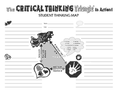 Student Thinking Map