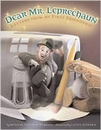 Dear Mr. Leprechaun Book Cover