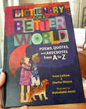 Dictionary for A Better World cover image