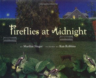 Fireflies at Midnight Book Cover
